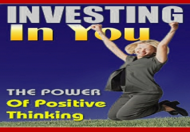 Give You Investing in You