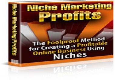 Give You Niche Marketing Profits