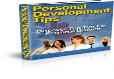 Give You Personal Development Tips.