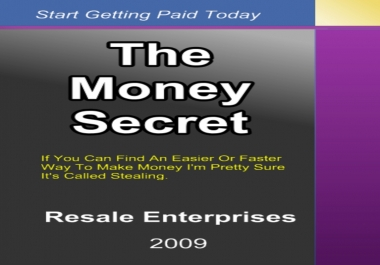 Give You Simple Money Secret