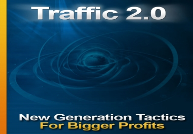 Give You New Generation Tactics For Bigger Profits.
