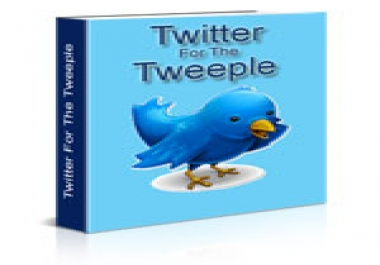 Give You Twitter For The Tweeple