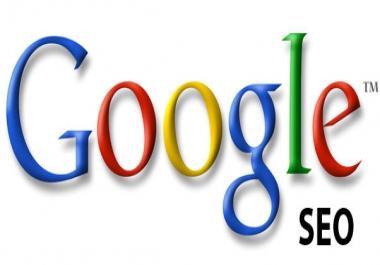 get your Website on Google Page 1 with my SEO