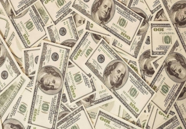 show how can be rich starting with just 20 Dollars