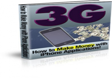 show you How To Make Money With I-Phone Applications
