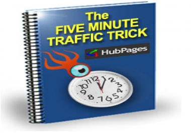 Give You Five Minute Traffic Trick