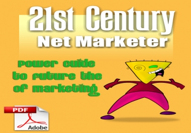 Give You 21st Century Net Marketer