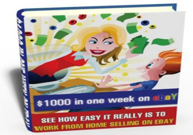 Give You $1000 in a Week on eBay