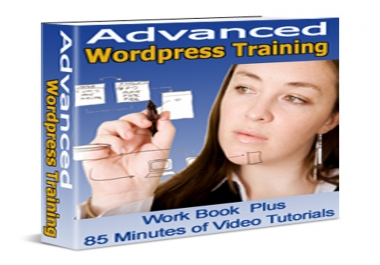 Give You 10 Advanced Wordpress Videos