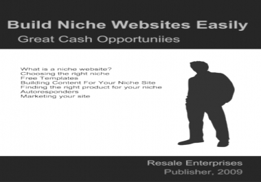 Give You building niche websites easily