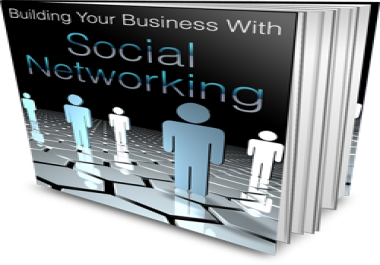 Give You Building Your Business With Social Networking
