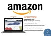 Setup Your Brand Store On Amazon With Attractive Template