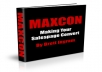 Give You Maxcon Making Your Salespage Convert.