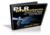 Give You PLR Brainstorm