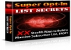 Give You The Secret To Successful OPT-Ins