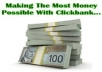 Teach You How To Easily Make GUARANTEED 300 Dollars Daily On Clickbank